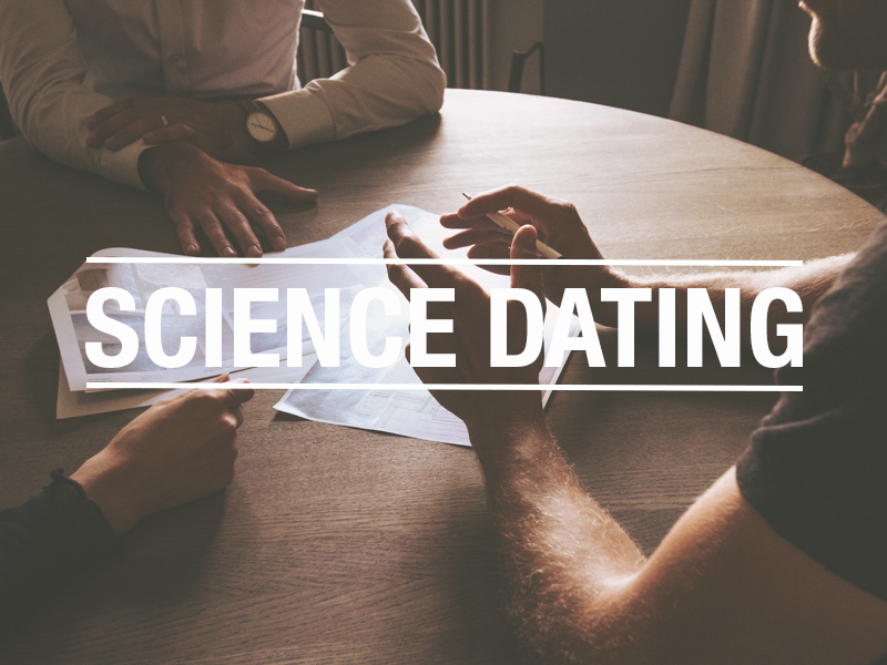 Science dating