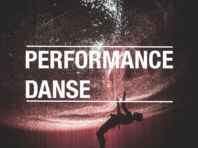 Performance danse