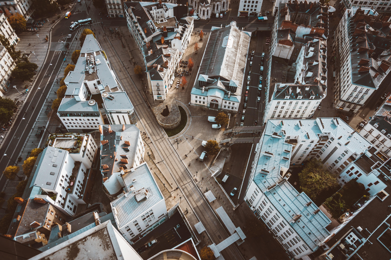 ville d'en haut