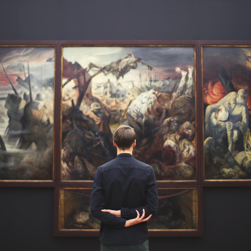 Les secrets des grands peintres